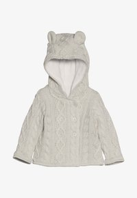 mothercare - BABY CARDI - Vest - oatmeal - 3