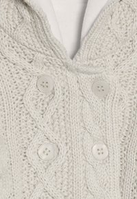 mothercare - BABY CARDI - Vest - oatmeal - 4