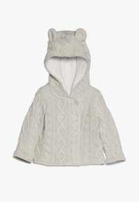 mothercare - BABY CARDI - Gilet - oatmeal - 0