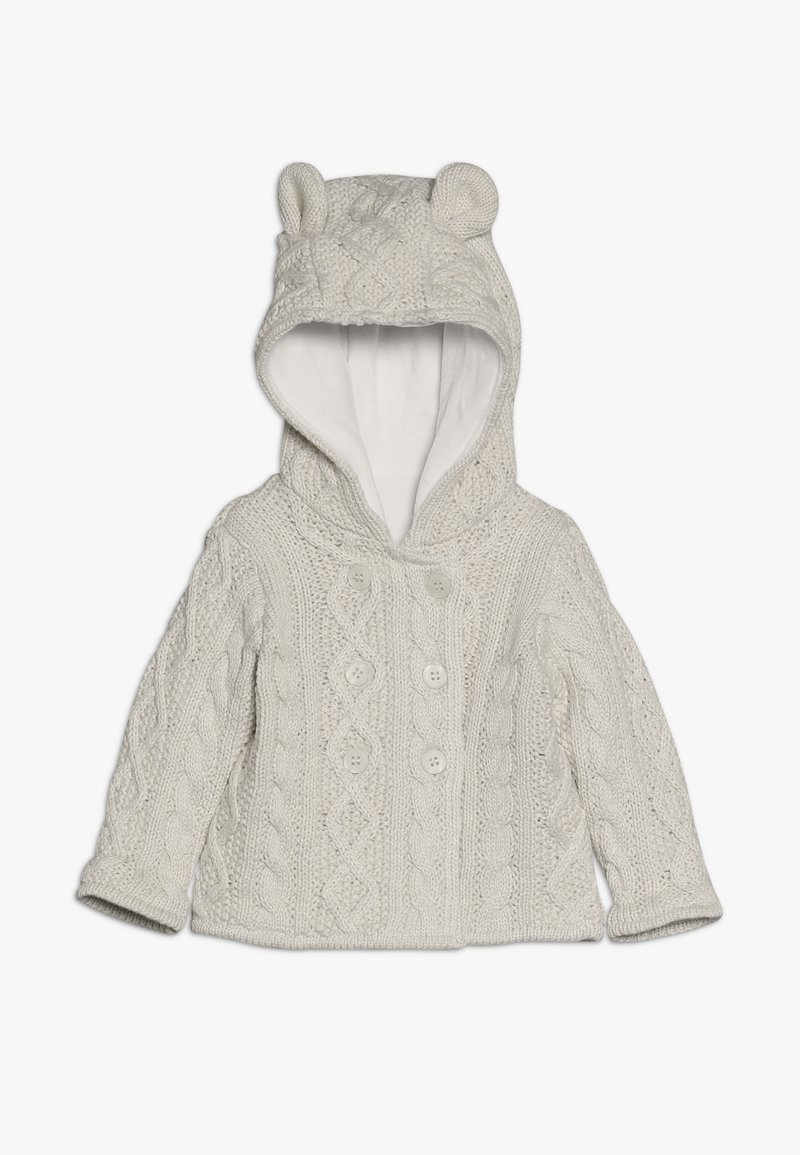 mothercare - BABY CARDI - Vest - oatmeal