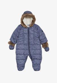 mothercare - BABY - Snowsuit - blue - 2