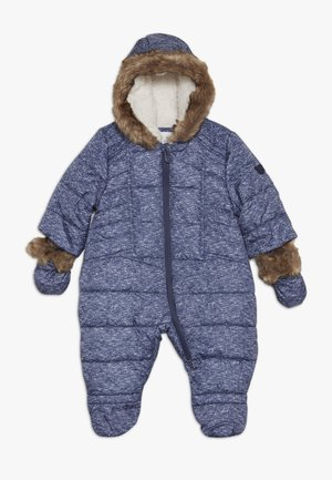 BABY - Snowsuit - blue