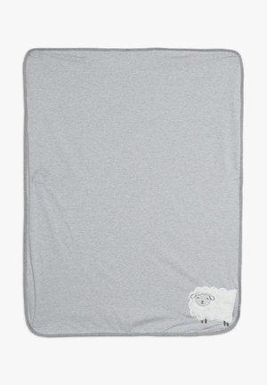 BABY FLUFFY LAMB  - Baby blanket - grey