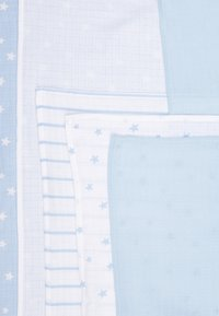 mothercare - BABY PATTERNED 6 PACK - Scarf - blue - 1