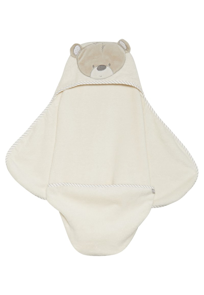 mothercare - BABY TEDDYS TOY SWADDLE WRAP - Övrigt - beige