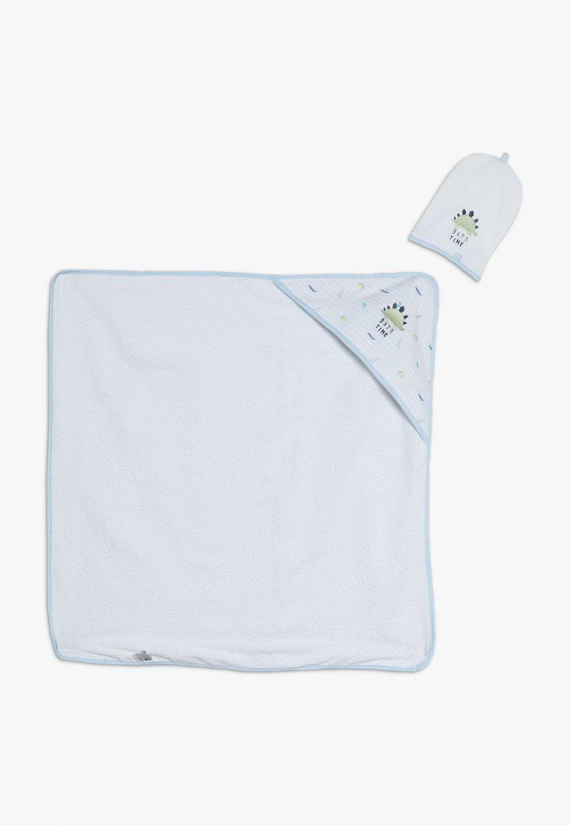 mothercare - BABY SLEEPYSAURUS WITH MITT - Vauvan huopa - multicolor