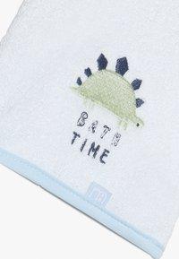 mothercare - BABY SLEEPYSAURUS WITH MITT - Vauvan huopa - multicolor - 2