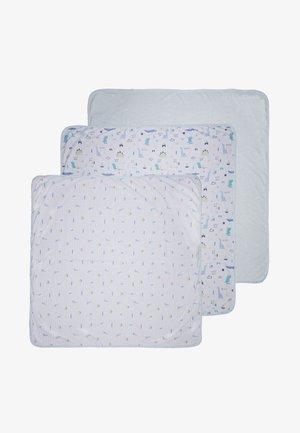 BABY SLEEPYSAURUS BLANKETS 3 PACK - Dětská přikrývka - multicolour