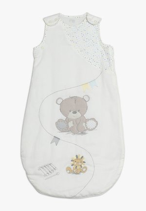 BABY TEDDYS TOY SNOOZIE SLEEP BAG  - Unipussi - beige