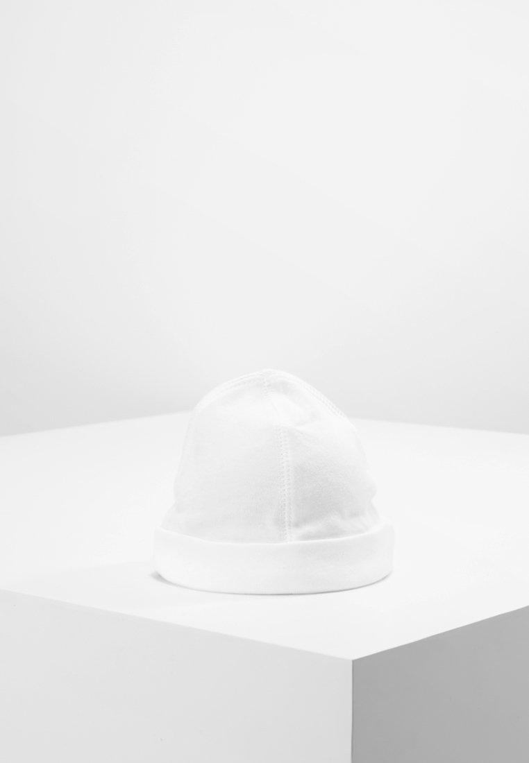 mothercare - INTERLOCK HAT 2-PACK - Mössa - white