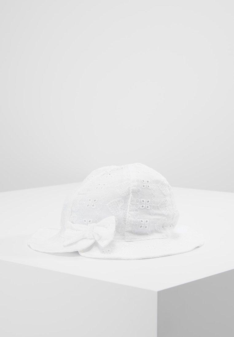 mothercare - BRODERIE SUNHAT MINI - Klobouk - white