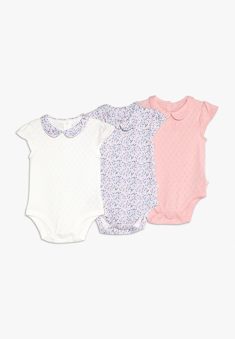 mothercare - NEWBORN 3 PACK - Body - pink