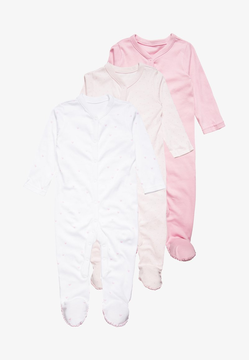 mothercare - CONT SLEEP NEW DESIGN BABY 3 PACK - Pyjamas - lights multicolor