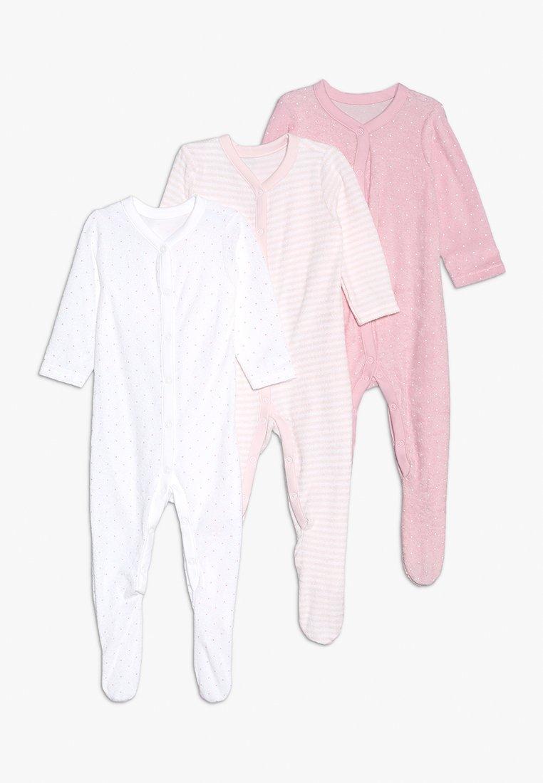 mothercare - SLEEP NEW BABY 3 PACK - Pyjama - pink