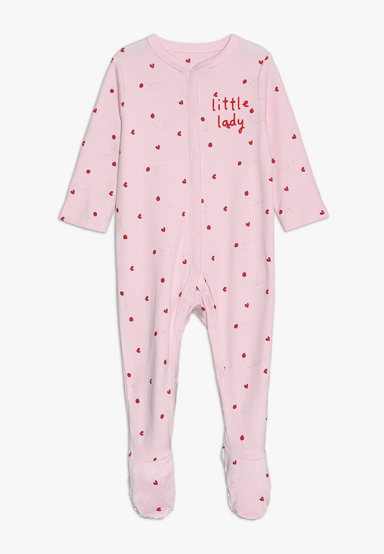 mothercare - PROMO GIRL LADY BABY ESSENTIALS - Pyjama - pale pink