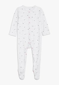 mothercare - BABY SPOTTY SLEEPSUITS 3 PACK  - Pyžamo - bright pink - 2