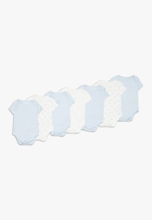 BABY 7 PACK - Body - light blue