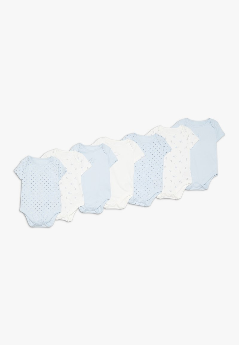 mothercare - BABY 7 PACK - Body - light blue