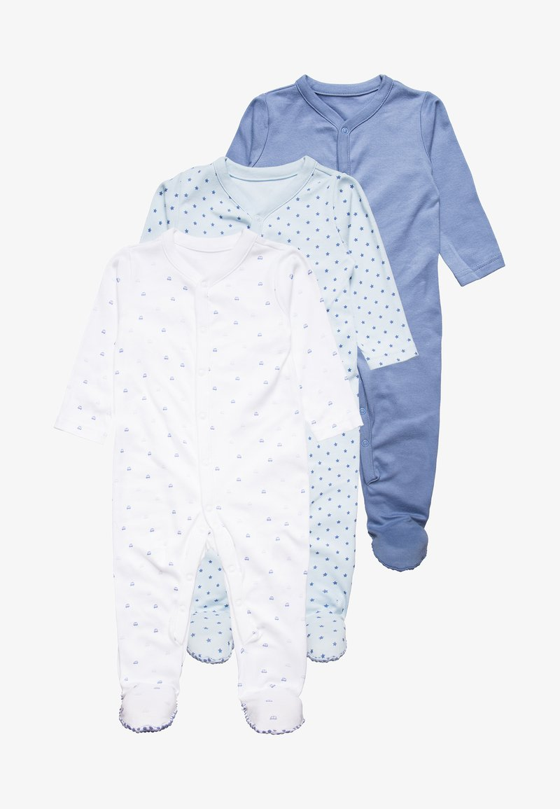 mothercare - CONT SLEEP NEW DESIGN BABY 3 PACK - Pyjama - lights multicolor