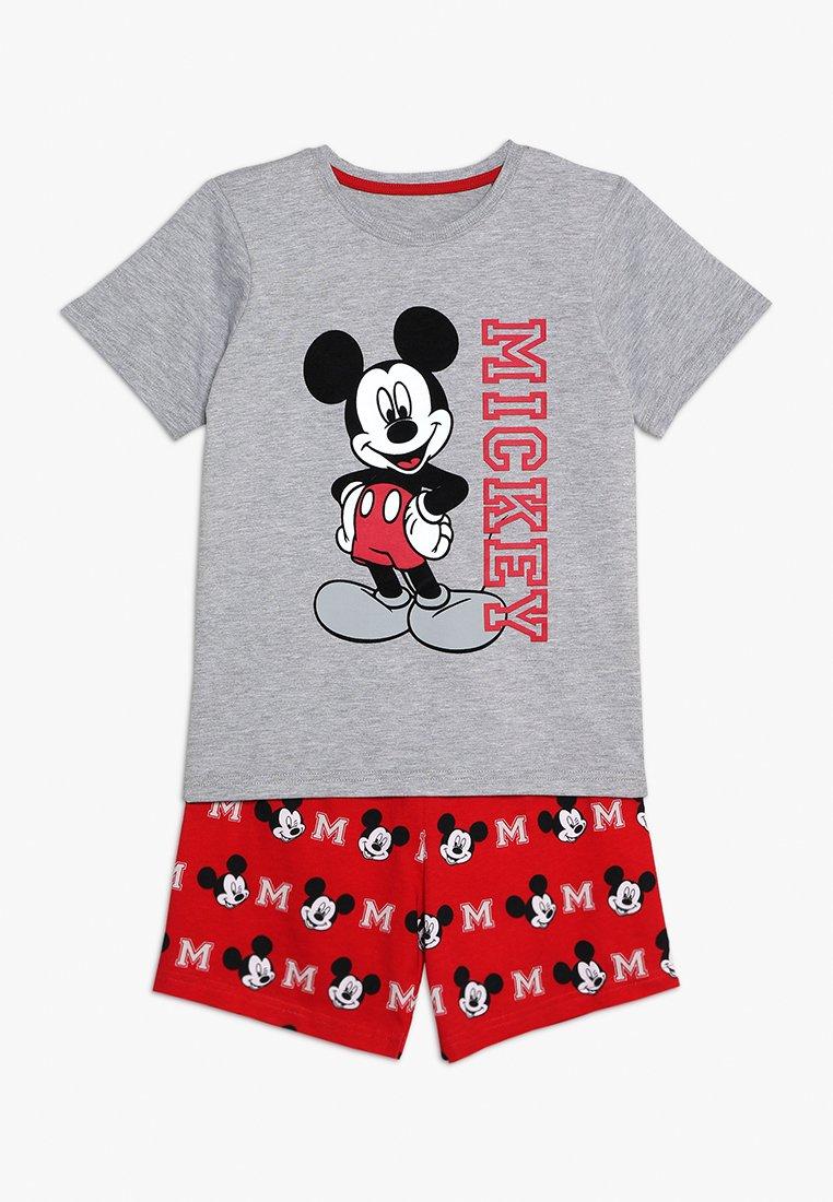 mothercare - BOYS MICKEY SHORTIE SET - Pyjama set - red