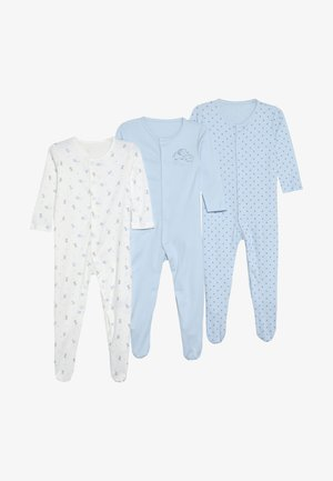 BABY SLEEPS 3 PACK - Pyjama - blue