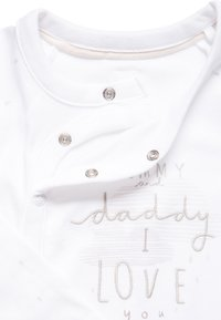 mothercare - DADDY BABY - Body - white - 3
