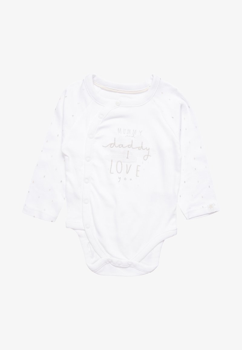 mothercare - DADDY BABY - Body - white