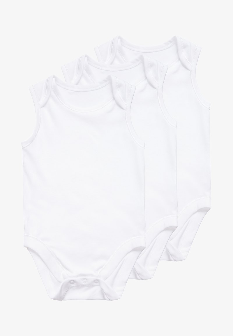 mothercare - BABY 3 PACK - Body - white