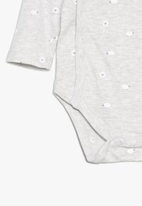 mothercare - BABY WRAP 3 PACK  - Body - grey - 4