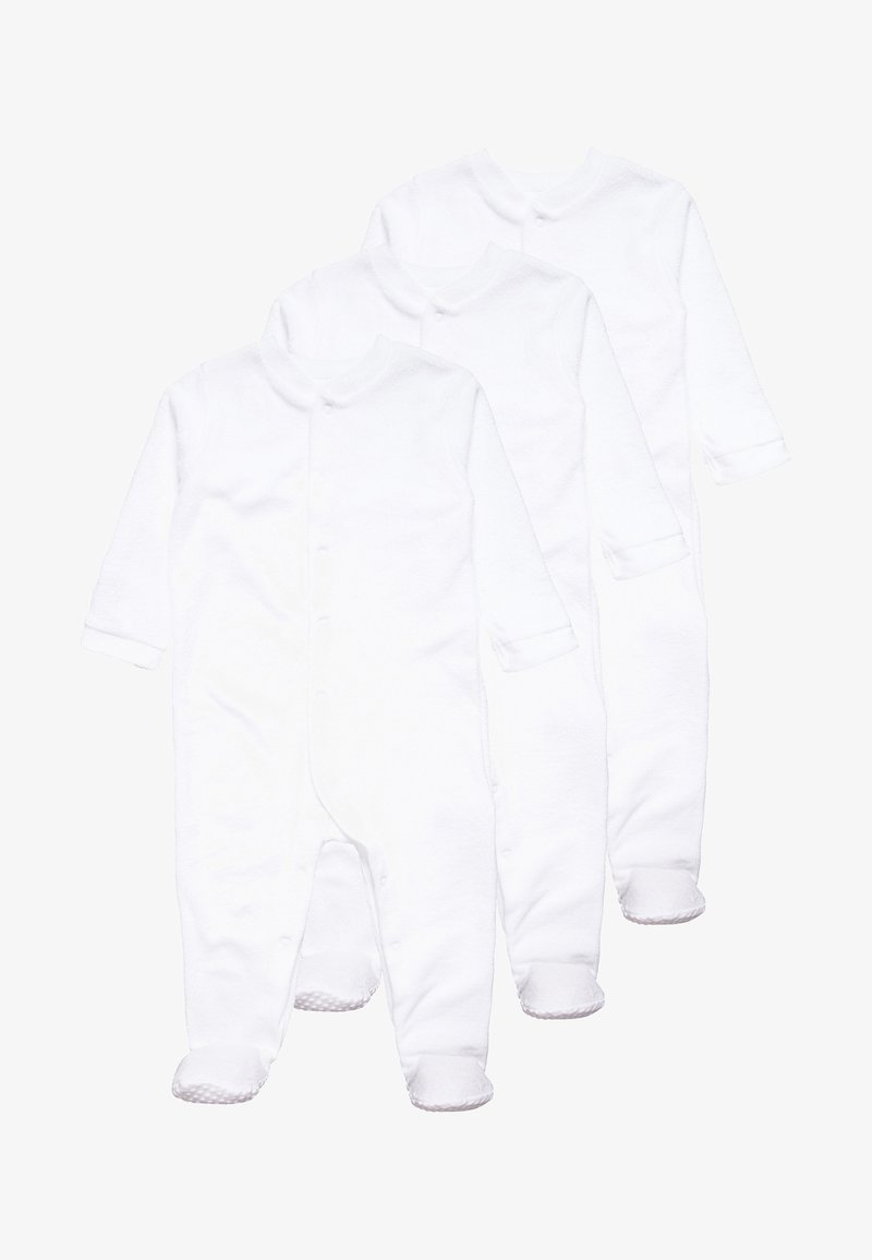 mothercare - SLEEP BABY 3 PACK - Pyjama - white