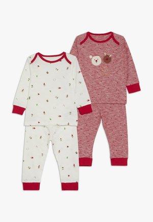 BABY FESTIVE SET 2 PACK - Pijama - red