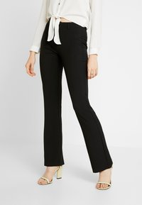 Moves - SASSY - Trousers - black - 0