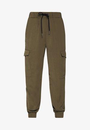 KOMMA - Spodnie materiałowe - four leaf clover