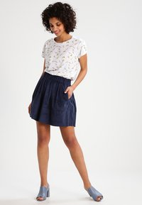 Moves - KIA - A-line skirt - navy - 1