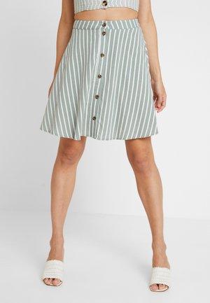 PIOLA - A-line skirt - mint green