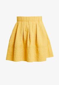 Moves - KIA - A-line skjørt - golden curry - 3