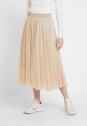 TULLU - Áčková sukně - cocoon