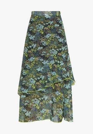 PINO - A-line skirt - navy