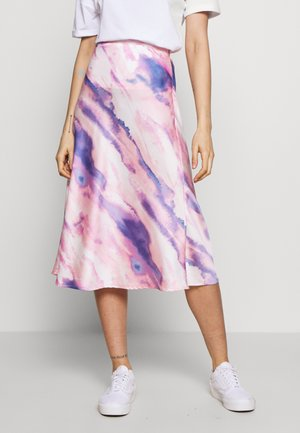 BIMBI  - A-snit nederdel/ A-formede nederdele - prism pink
