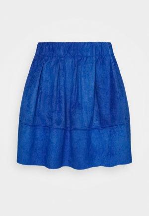 KIA  - A-lijn rok - royal blue