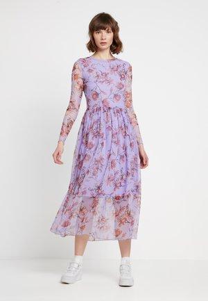 MARISAN DRESS - Maxi šaty - bright lavender