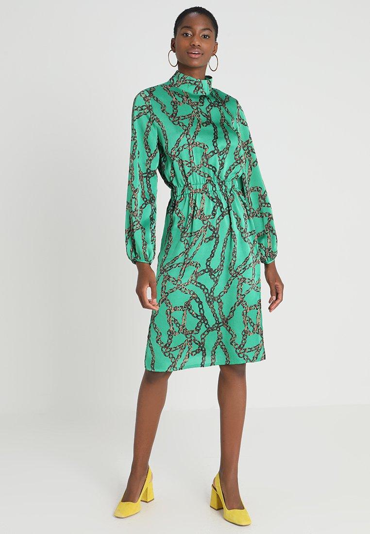 Moves - TAVLA  - Day dress - deep mint
