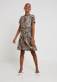 Moves - MILANI - Day dress - bone - 1