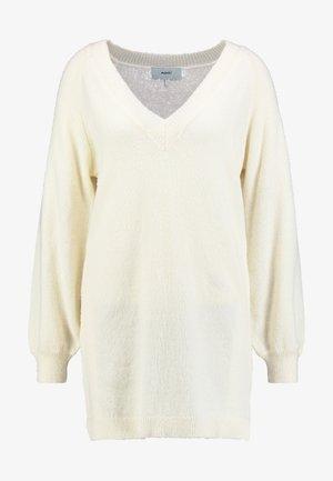 SAVILLA DRESS - Vestido de punto - birch