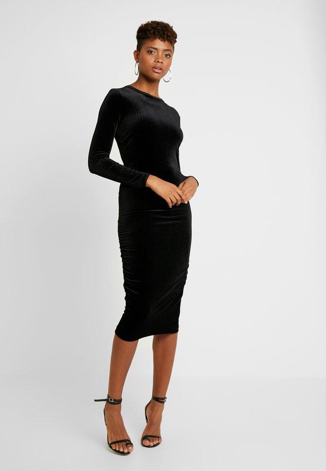 BEALA - Shift dress - black