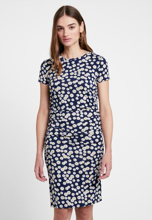 BEALA DRESS - Kotelomekko - navy