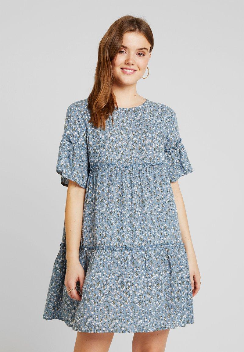Moves - GIRAL - Sukienka letnia - soft blue