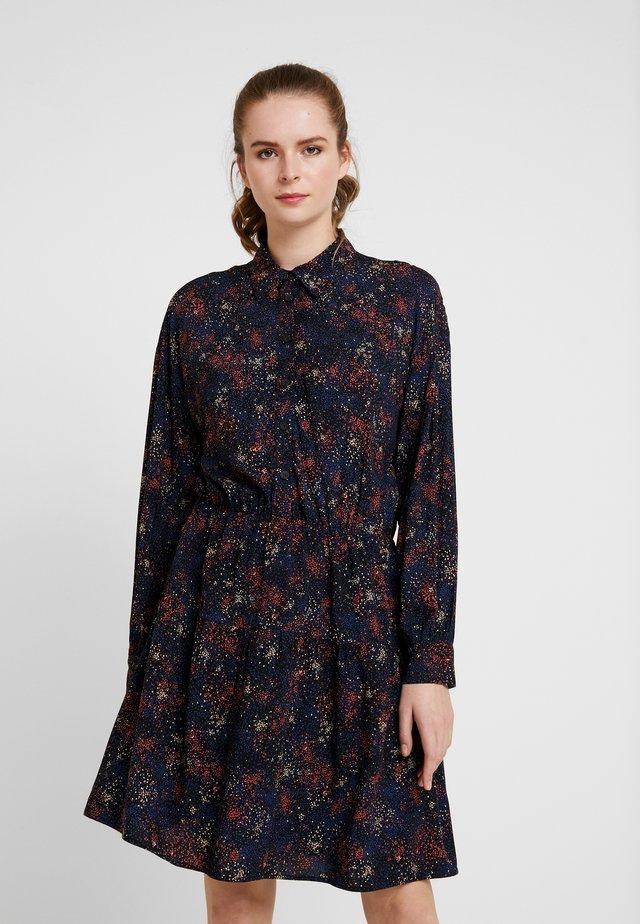 TULINA - Shirt dress - bunt