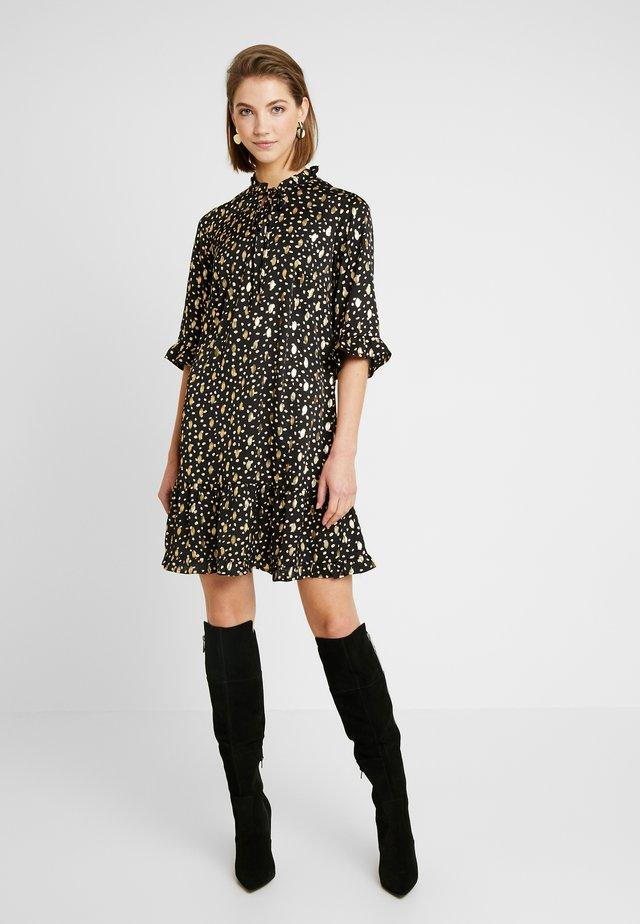 NAVA - Shirt dress - black