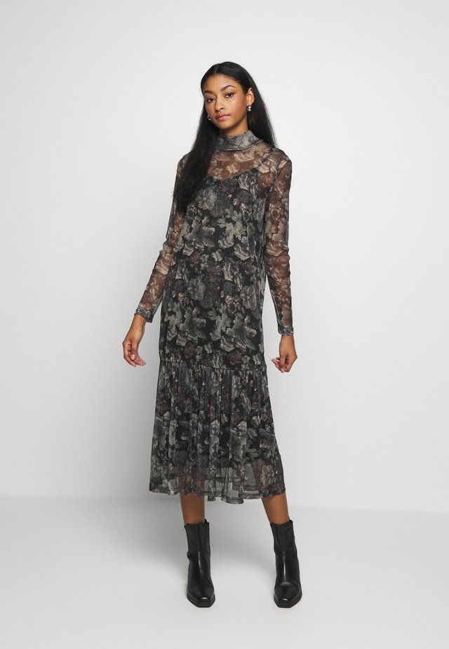 LOVILLE - Vapaa-ajan mekko - black